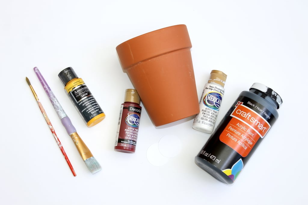 Diy harry potter pot popsugar home australia for Pot painting materials required