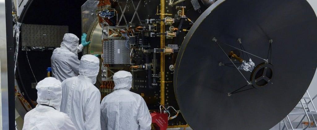 الإمارات تستعد لإطلاق أول مركبة فضائية عربية إلى المريخ 2020