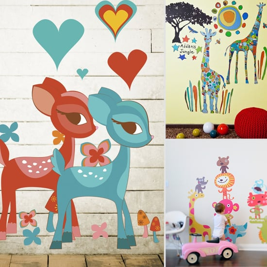 The Best Animal Wall Decals For Your Kids' Rooms