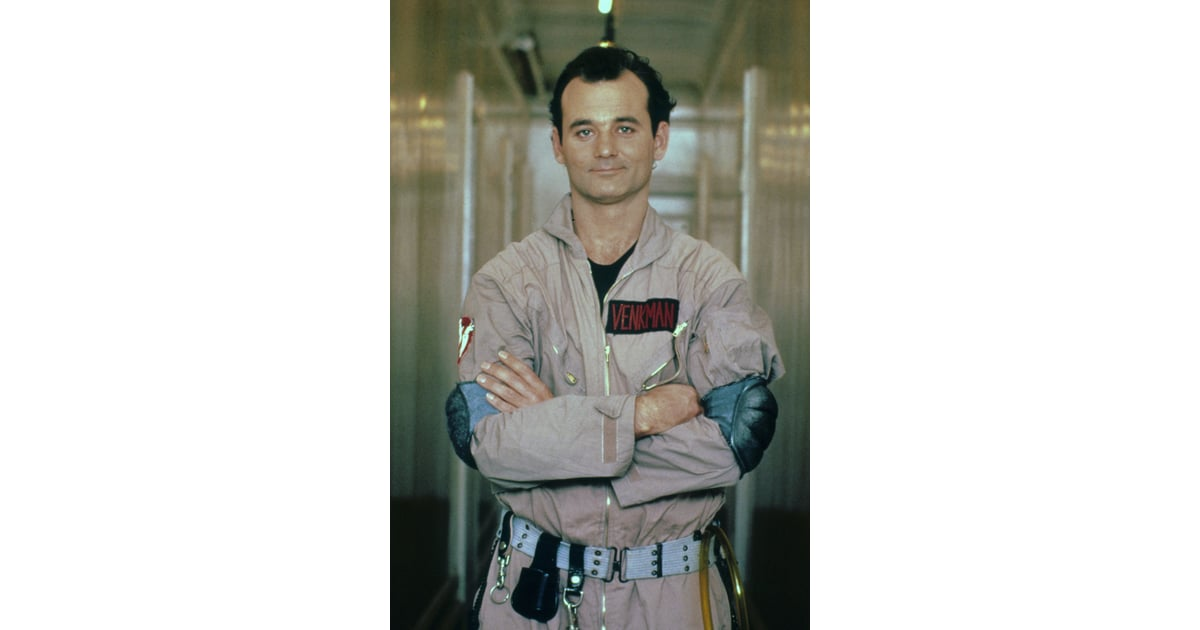 Peter Venkman From Ghostbusters | Bill Murray Halloween ...