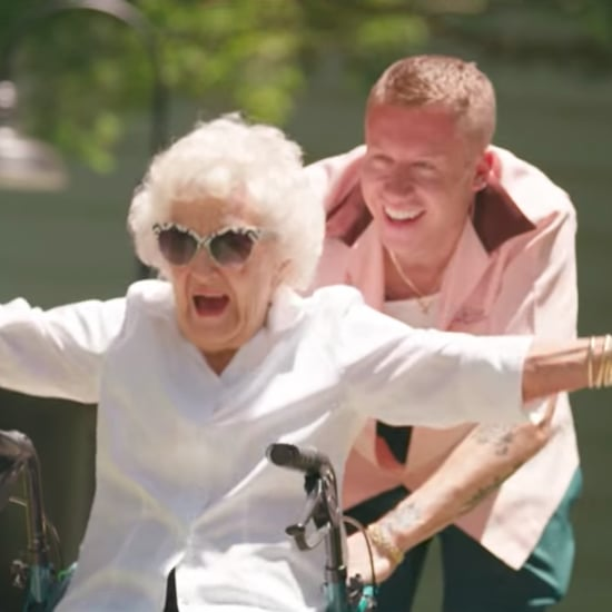 "Macklemore ""Glorious"" Music Video"