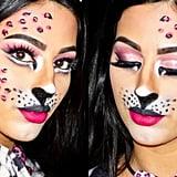 Lisa Frank Leopard