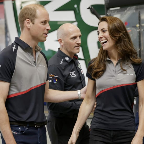 Kate Middleton and Prince William America's Cup World 2016
