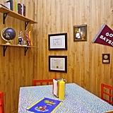 Principal Belding's Office