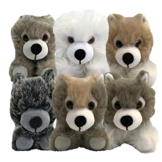 Game of Thrones Plush Direwolves at Target