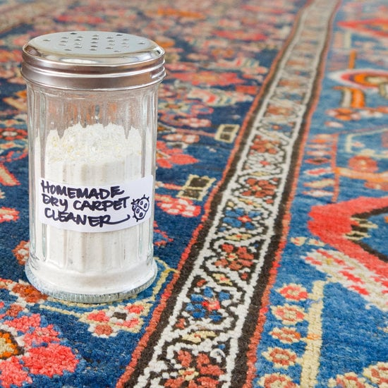 Dry DIY Carpet Cleaner