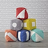 For Infants: Soft Baby Blocks