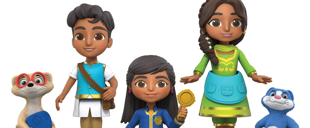 Disney Junior's Mira, Royal Detective Toys From Just Play