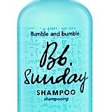 Bumble and Bumble Sunday Shampoo ($25)