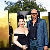 RuPaul and Michelle Visage