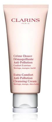 Clarins Extra-Comfort Anti-Pollution Cleansing Cream