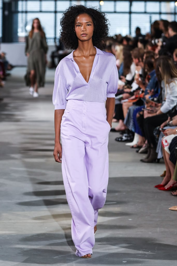 Lavender at Tibi Spring 2018
