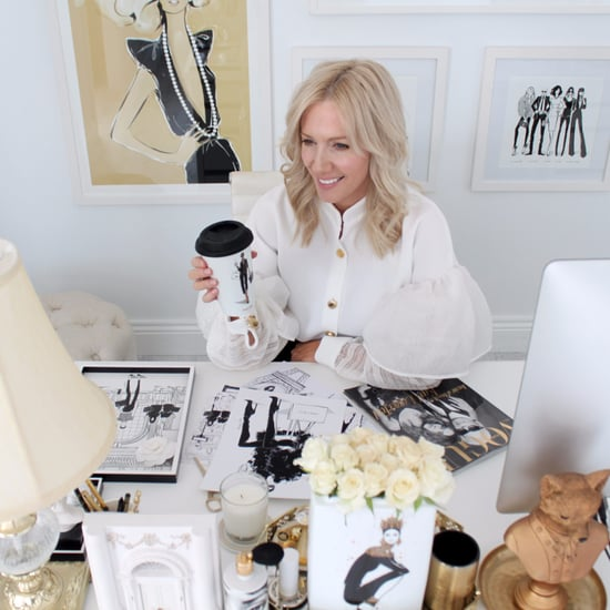 Megan Hess Office Style Images