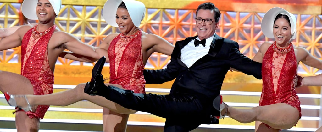 Trump, Game of Thrones, and Oprah: 17 of Stephen Colbert's Best Emmys Jokes