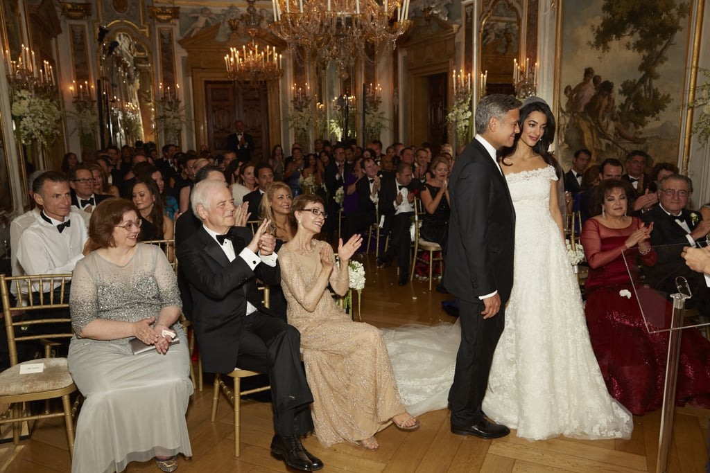 Amal alamuddin clooney wedding