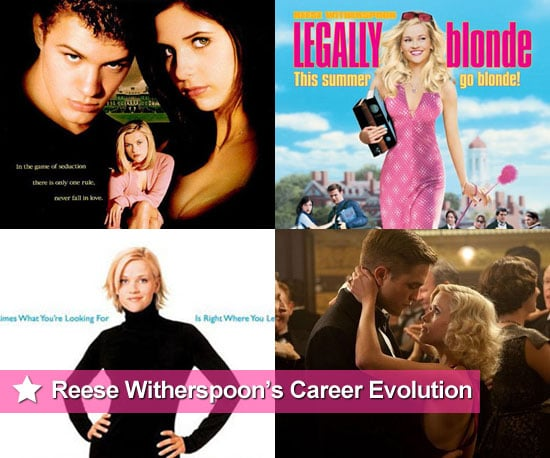 Happy 35th Birthday, Reese Witherspoon! Check Out Her Career and Movie Highlights