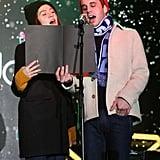 The Absolute Cutest Pictures of Ben Platt and Laura Dreyfuss