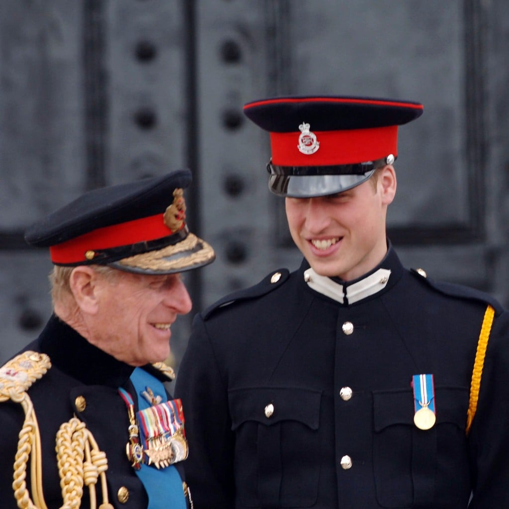 Prince Charles gave his grandson a wonderful birthday present 30.07.2015 77