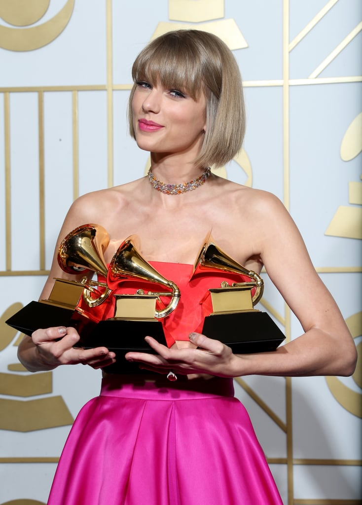How Many Grammys Does Taylor Swift Have Popsugar Entertainment