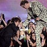 Will Ferrell got some love at the award show.