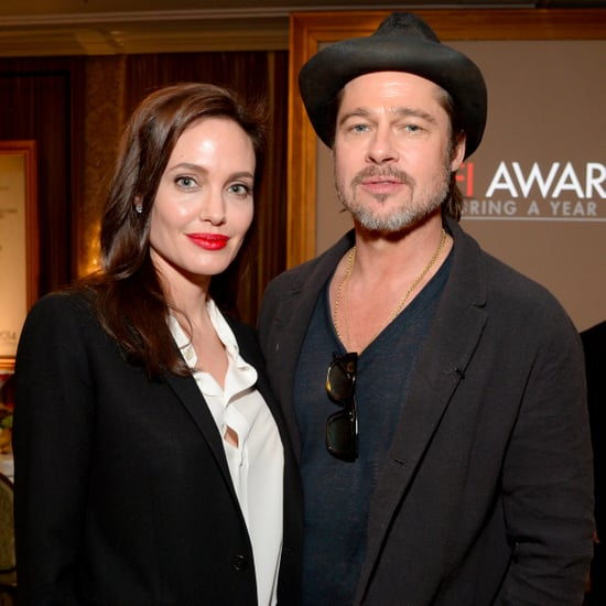Angelina Jolie Quotes About Brad Pitt February 2017