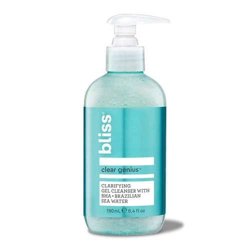 Bliss Clear Genius Clarifying Gel Cleanser