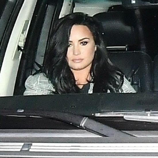 Demi Lovato Out in LA After Rehab November 2018