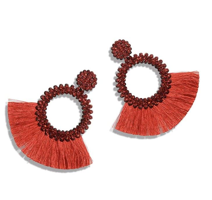 D.Rosse Handmade Bohemian Tassel Earrings