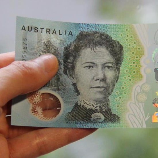 New Ten Dollar Note Is Released in Australia