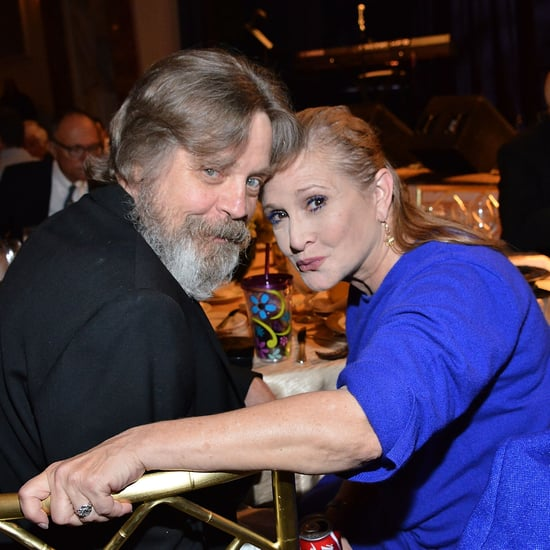 Does Carrie Fisher Have a Hollywood Walk of Fame Star?