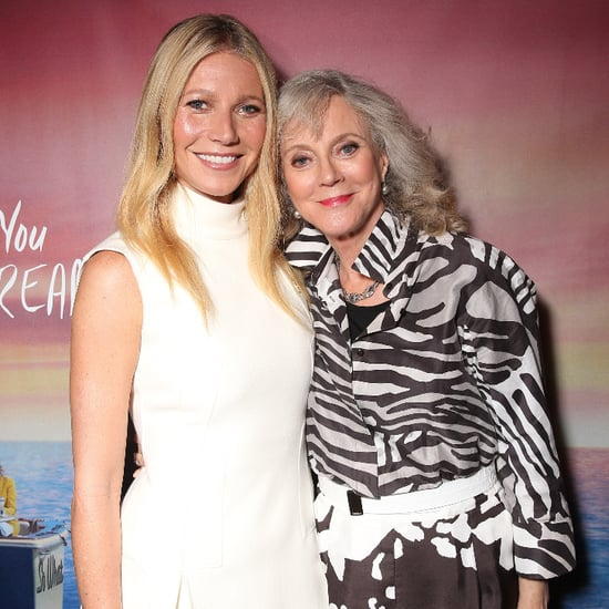 Gwyneth Paltrow Blythe Danner Cute Red Carpet