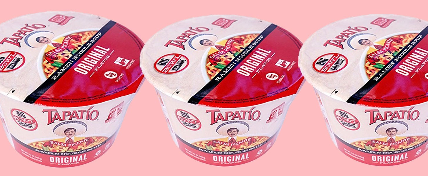 Tapatio Salsa Ramen
