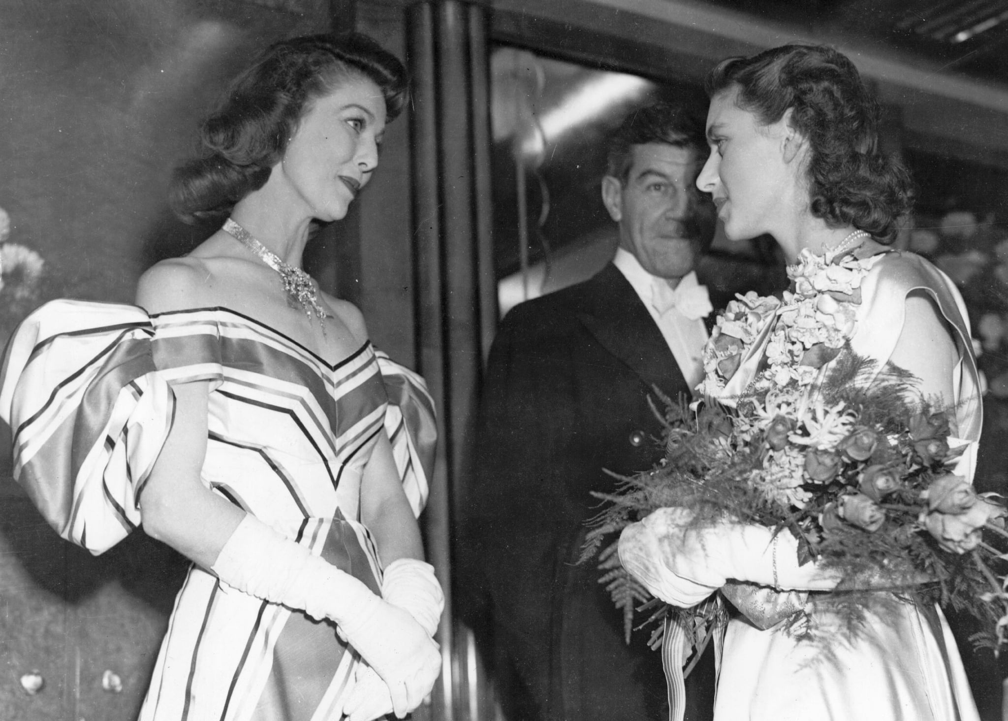 Princess Margaret With Celebrities Pictures Popsugar Celebrity