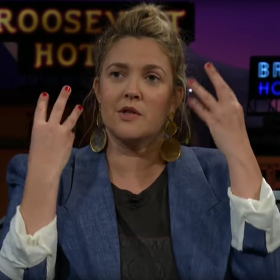 Drew Barrymore's Response to Pregnancy Question