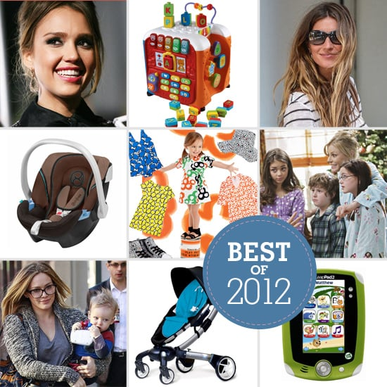 Best of 2012 Parenting Results