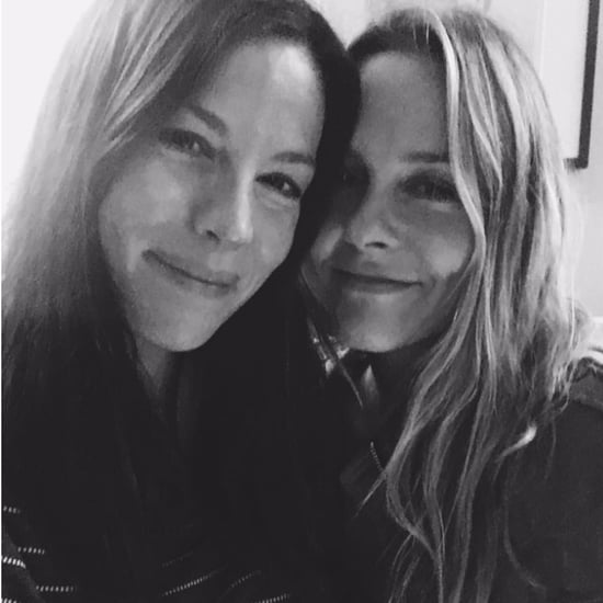 Alicia Silverstone and Liv Tyler Reunion Instagram Picture