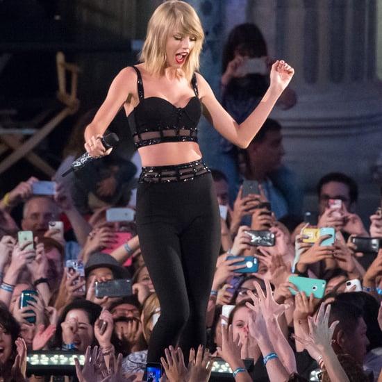 Taylor Swift 1989 Album Reactions
