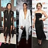 Ciara, Jennifer Lopez, and Rachel McAdams