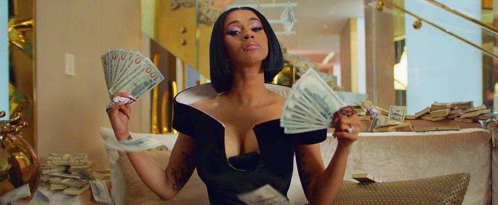 Cardi B Palms Casino Restort Unstatus Quo Campaign Video