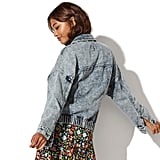Vylette Oversized Denim Jacket