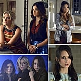 These are the latest looks from Pretty Little Liars — and they're yours to shop.