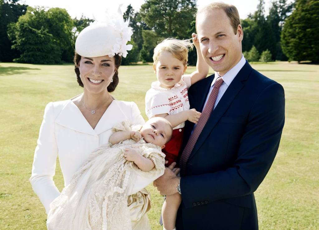 Princess Charlotte First Year Milestones