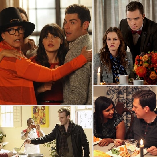 Thanksgiving TV Pictures 2012