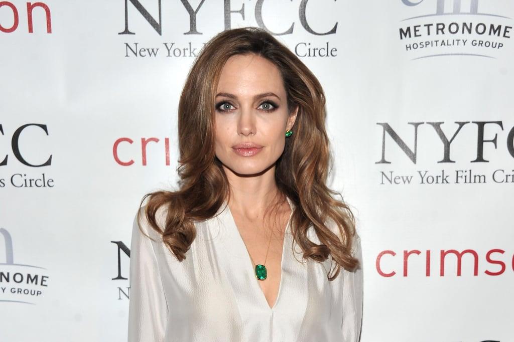 Angelina Jolie Star of Jolie Necklace by Robert Procop
