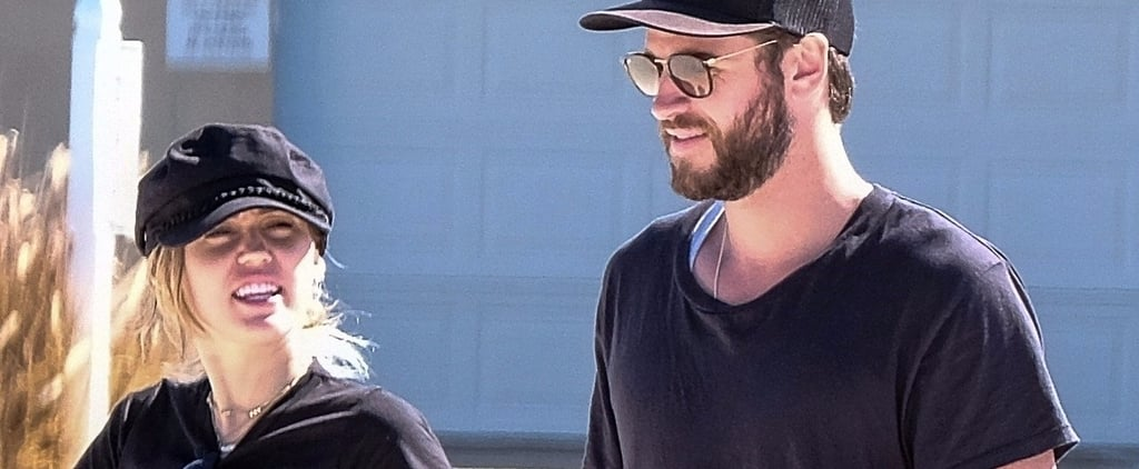 Miley Cyrus and Liam Hemsworth Both Flashed Stunning Rings on That Very Special Finger