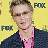 Chad Michael Murray Wore Tinted Glasses