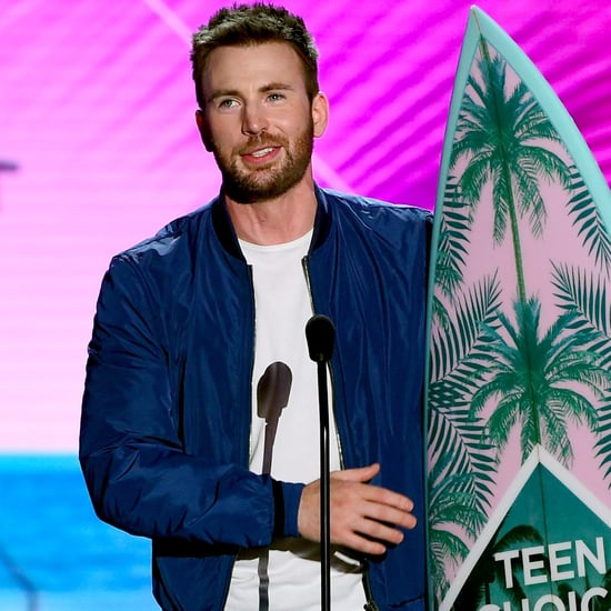 Chris Evans 2016 Teen Choice Awards