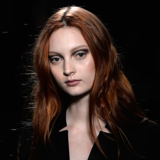 Nicole Miller Hair and Makeup | Fashion Week Fall 2013