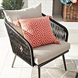 Helena Black Deluxe Chair With Cushions
