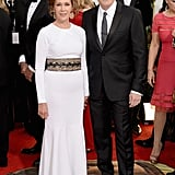 Bryan Cranston and his wife, Robin Dearden, walked the red carpet together.